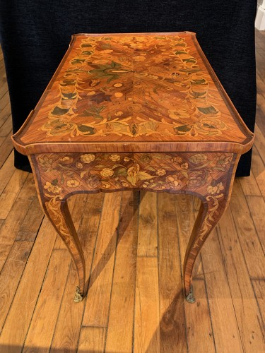 Furniture  - Louis XV small table