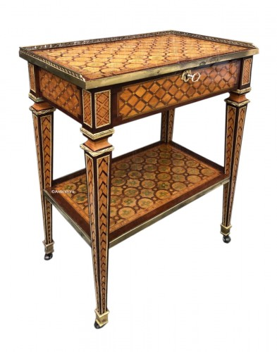 Small Louis XVI table
