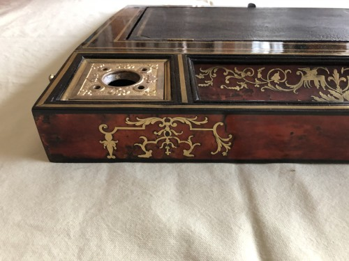 Decorative Objects  - Louis XIV period writing case