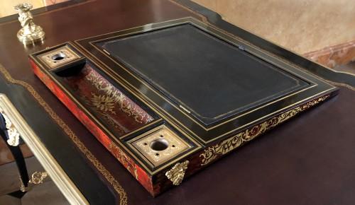 Antiquités - Louis XIV period writing case