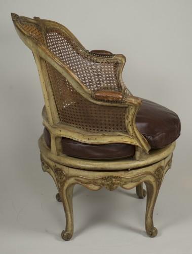 Louis XV desk armchair -