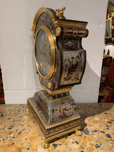 Horology  - Louis XIV clock