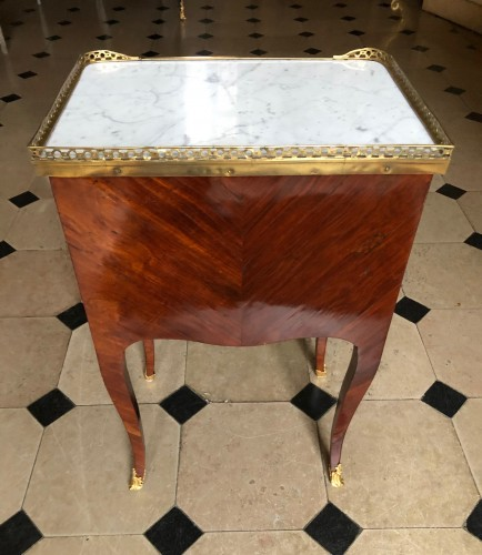 Furniture  - Small table stamped by J. Birckle