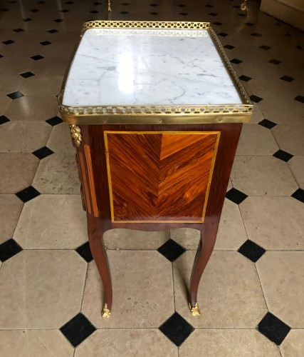 Small table stamped by J. Birckle -