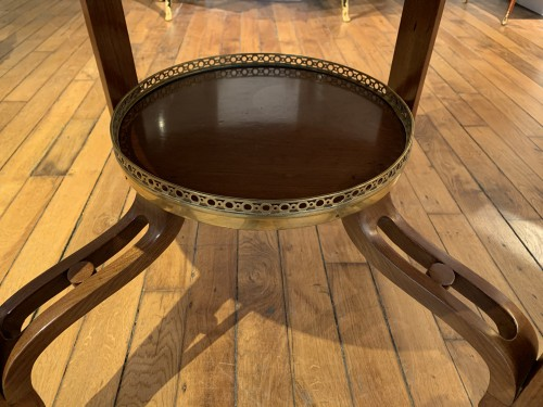 18th century - Louis XVI period pedestal table
