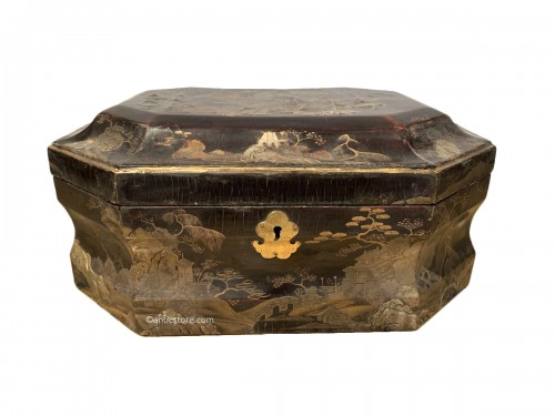 Louis XV wig box