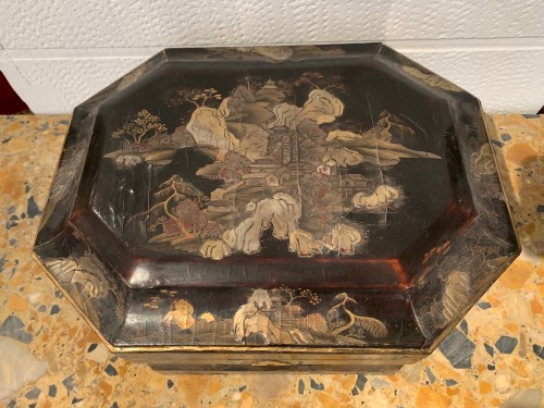 Decorative Objects  - Louis XV wig box