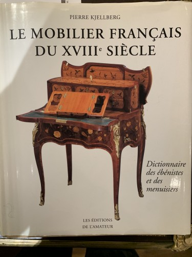 Antiquités - Bonheur du jour by Pierre Roussel