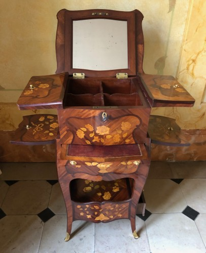 Transformation table stamped DUBUT -