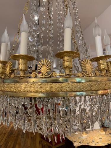 Empire period Chandelier - Lighting Style Empire