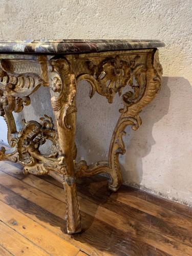 Furniture  - Louis XV console