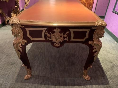 Furniture  - Charles Cressent Regency style flat desk