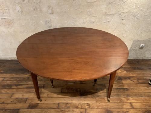 Furniture  - Louis XVI mahogany dining table