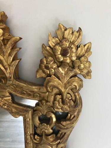 Regency period mirror - Mirrors, Trumeau Style French Regence