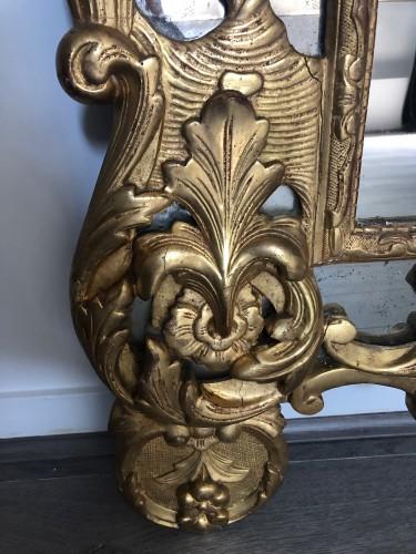 Mirrors, Trumeau  - Regency period mirror