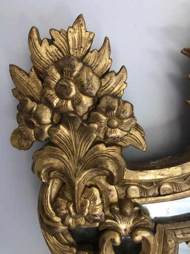 18th century - Regency period mirror