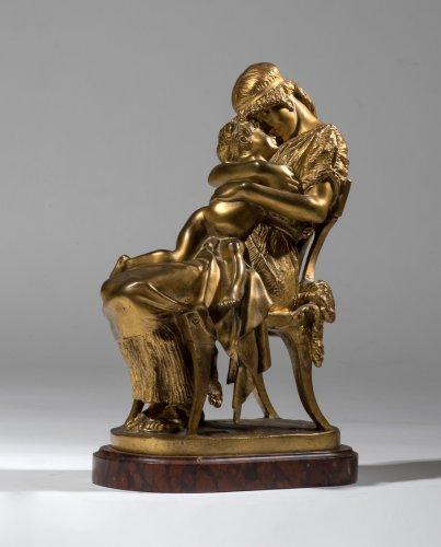 FREMIET Emmanuel (1824- 1910) - Maternity