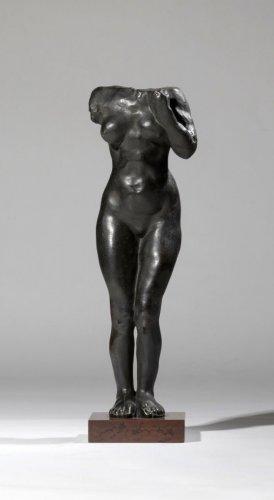 HOETGER Bernhard (1874-1949) - Woman's torso -