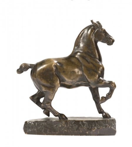 Antoine-Louis BARYE (1795-1875) - Percheron