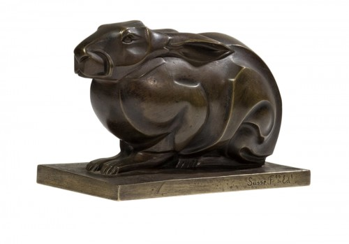 SANDOZ Edouard-Marcel (1881-1971) - Hare