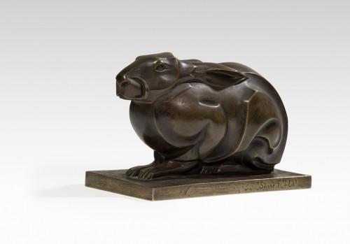 SANDOZ Edouard-Marcel (1881-1971) - Hare -