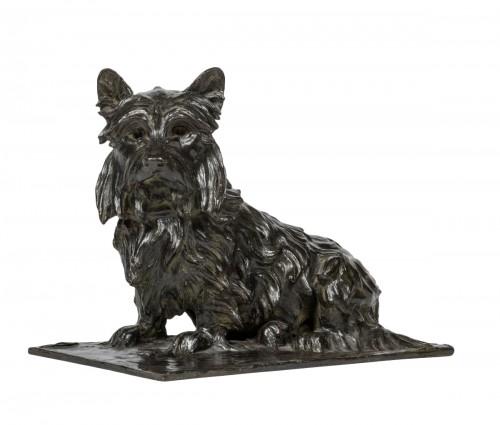 DE GOLEJEWSKI Nathalie (XXème) « Yorkshire terrier »