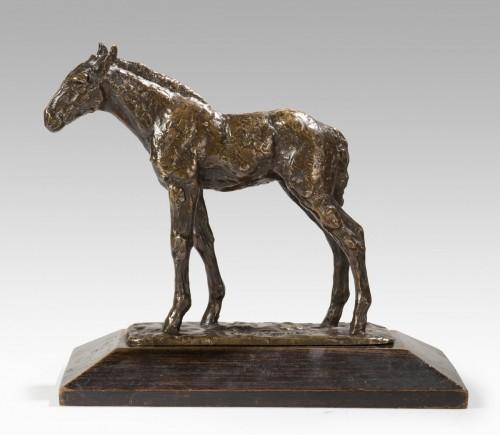 Sculpture  - CHRISTOPHE Pierre-Robert (1881-1971) - Faol