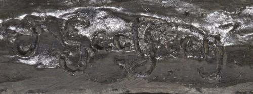 GEOFFROY Henri Jules Jean (1853-1924) - Roaring panther     - Sculpture Style