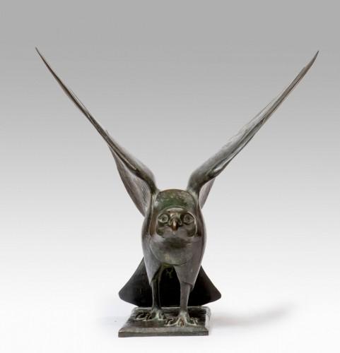 BADEAU Georges-Laurent (1898-1964) - Falcon -