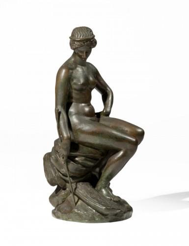 BARYE Antoine-Louis (1795-1875) - Junon