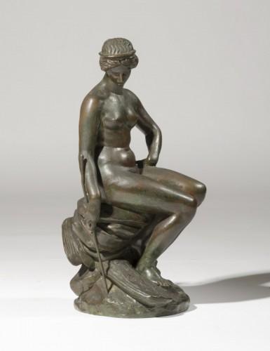 19th century - BARYE Antoine-Louis (1795-1875) - Junon