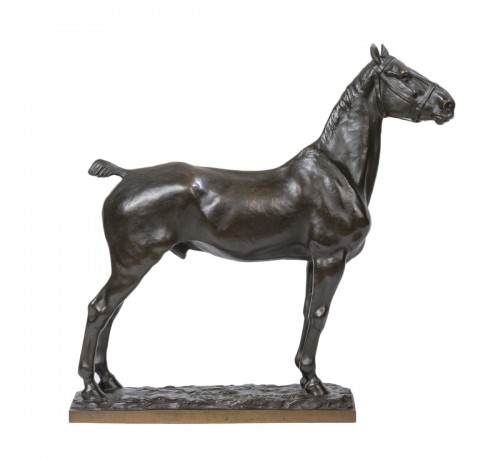 TOURGUENEFF Pierre (1853-1912) - English horse