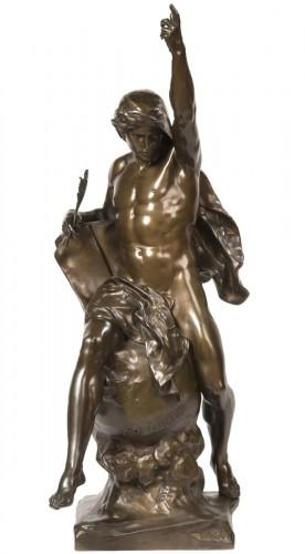 PICAULT Emile-Louis (1833-1915) - Ad Lumen