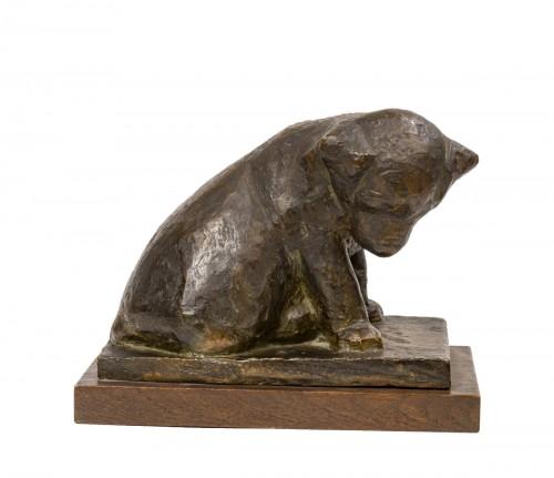 BERTONI Flaminio (1903-1964) - Puppy