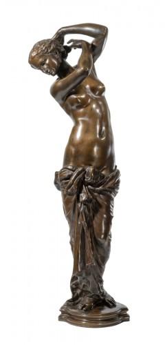 CARPEAUX Jean-Baptiste (1827-1875) - The toilette of Venus