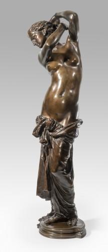 19th century - CARPEAUX Jean-Baptiste (1827-1875) - The toilette of Venus