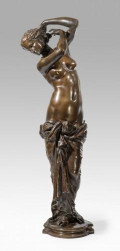 CARPEAUX Jean-Baptiste (1827-1875) - The toilette of Venus -