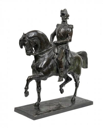 BARYE Antoine-Louis (1795-1875) - Duke of Orléans