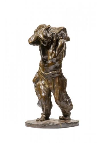 Bernhard HOETGER (1874 - 1949) - The coalman