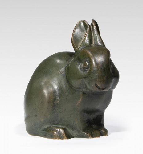 SANDOZ Edouard-Marcel (1881-1971) - Rabbit -