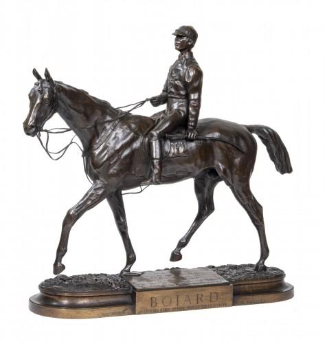 Arthur Le Duc (1848 - 1918) - Jockey