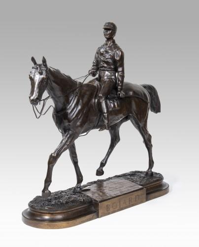 Arthur Le Duc (1848 - 1918) - Jockey -