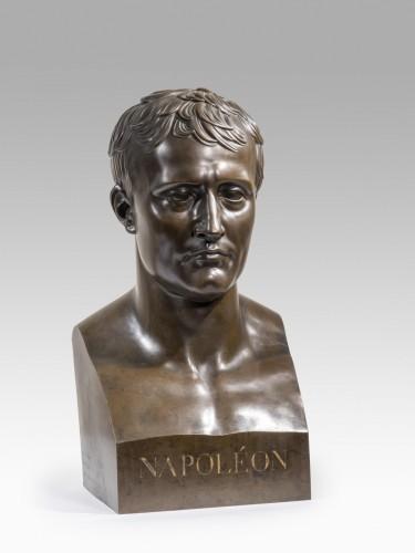 CHAUDET Antoine Denis (1763-1810), Napoléon the 1st, the Emperor  - Sculpture Style