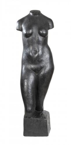 DEJEAN Louis (1872-1953) - Woman torso