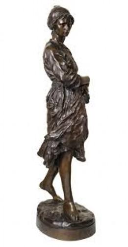 CARPEAUX Jean-Baptiste (1827 - 1875) - Winkles sailorwoman