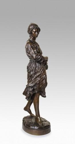 CARPEAUX Jean-Baptiste (1827 - 1875) - Winkles sailorwoman -