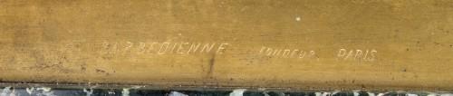 Sculpture  - Jeanne d'Arc - Emmanuel FREMIET (1824-1910)
