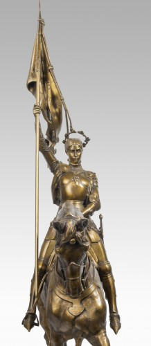 Jeanne d'Arc - Emmanuel FREMIET (1824-1910) - Napoléon III