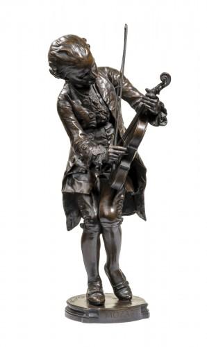 Louis-Ernest Barrias (1841-1905) - Mozart