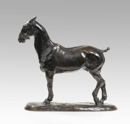 D'ILLIERS Gaston (1876-1932)-  Jack (Model 1910)   - Sculpture Style